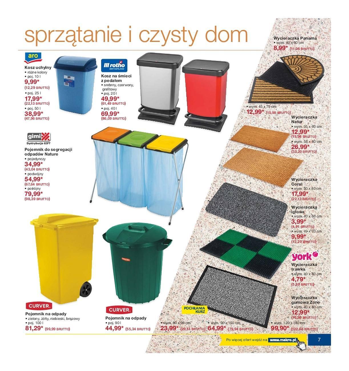 Gazetka promocyjna MAKRO do 21/05/2018 str.6