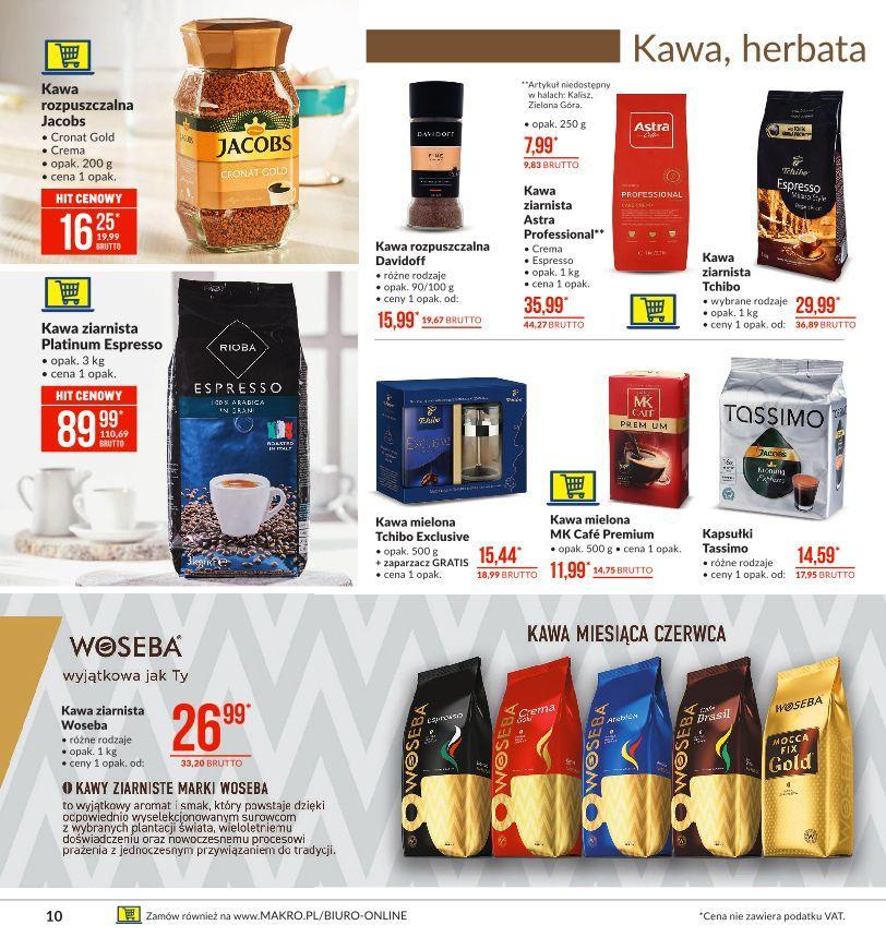 Gazetka promocyjna MAKRO do 08/06/2020 str.10