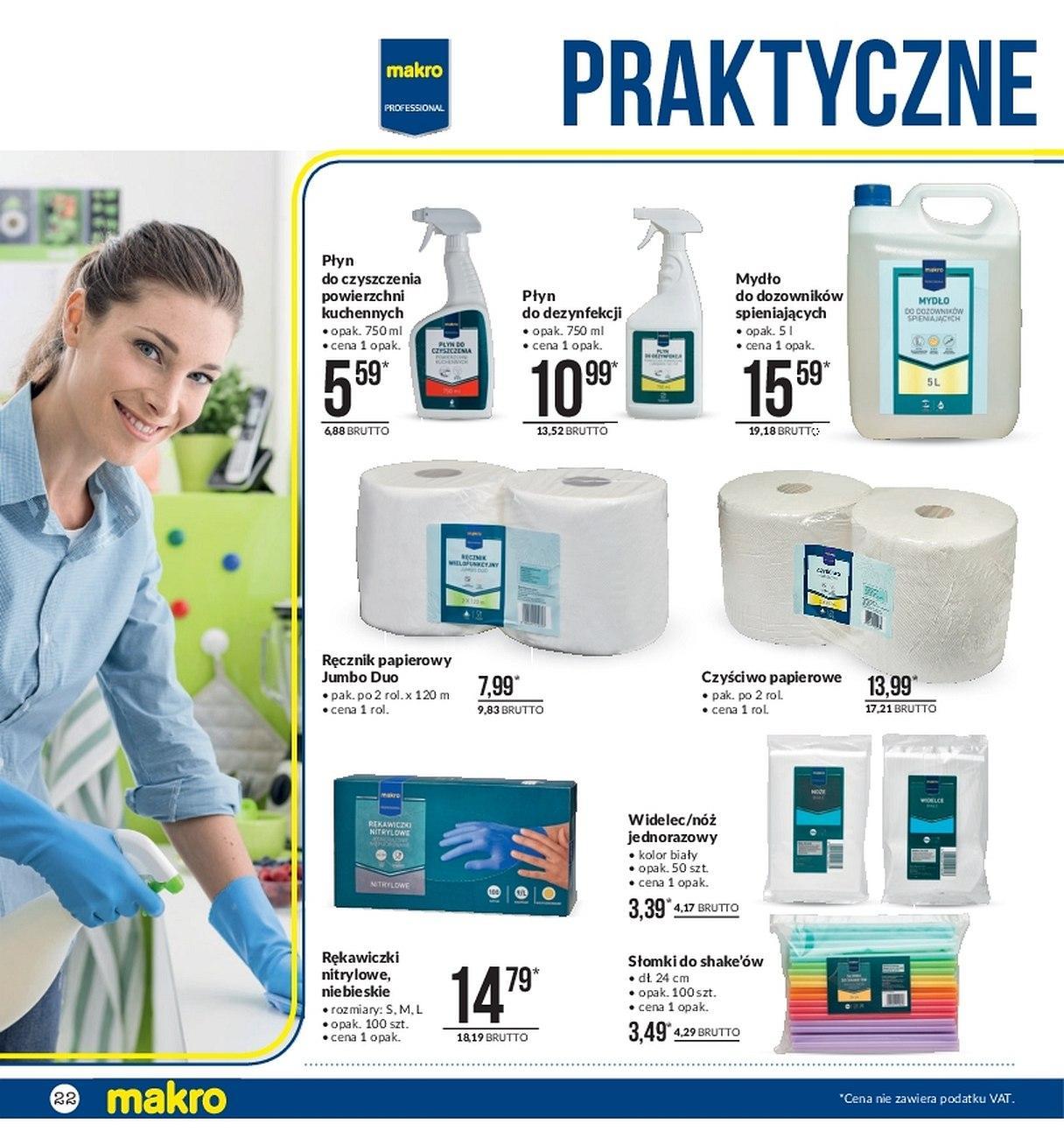 Gazetka promocyjna MAKRO do 21/05/2018 str.21