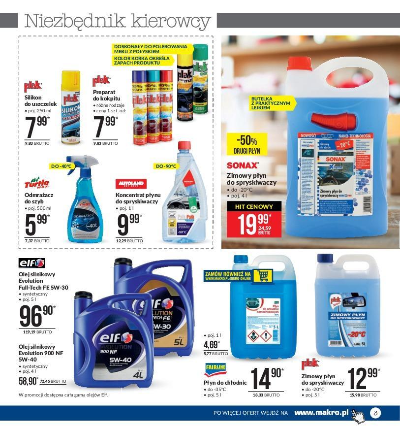 Gazetka promocyjna MAKRO do 05/11/2018 str.3
