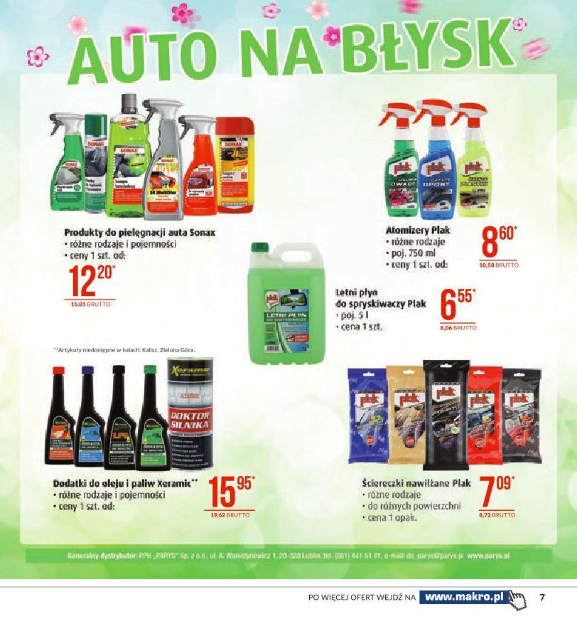 Gazetka promocyjna MAKRO do 27/04/2020 str.6