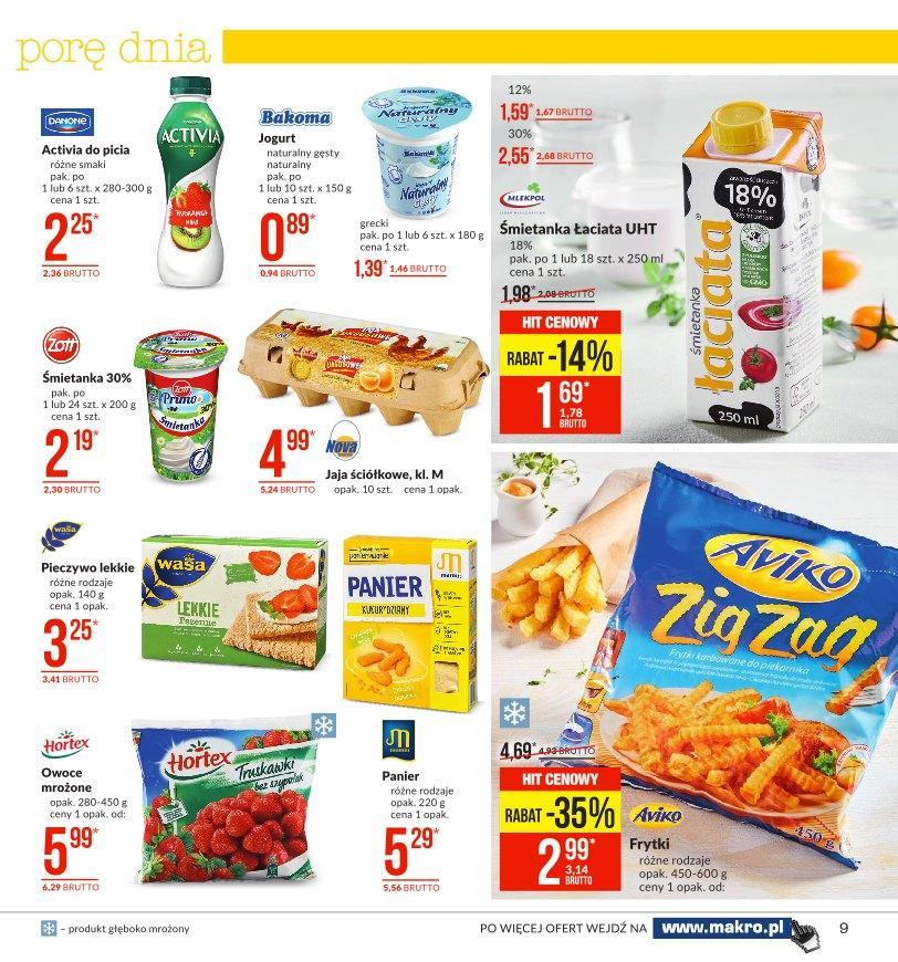 Gazetka promocyjna MAKRO do 06/05/2019 str.8