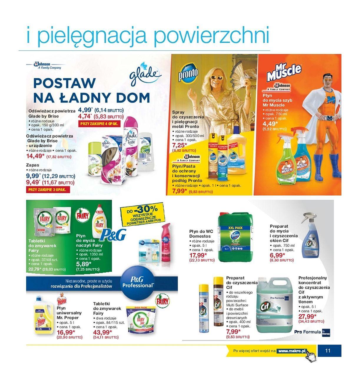 Gazetka promocyjna MAKRO do 21/05/2018 str.10