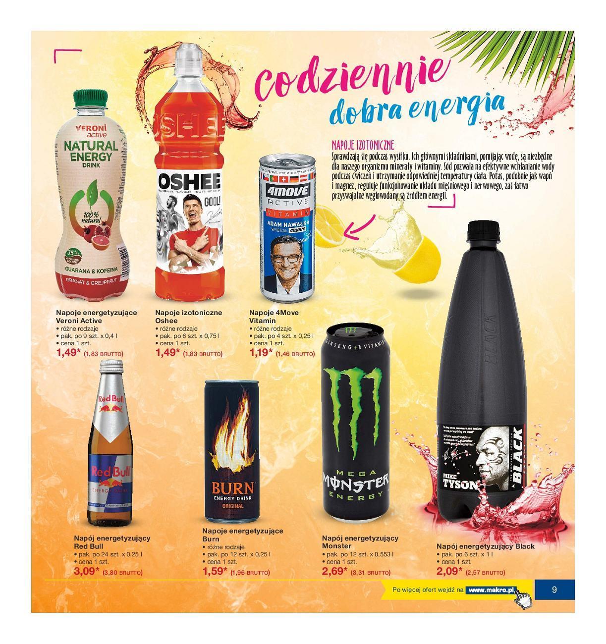 Gazetka promocyjna MAKRO do 16/07/2018 str.8