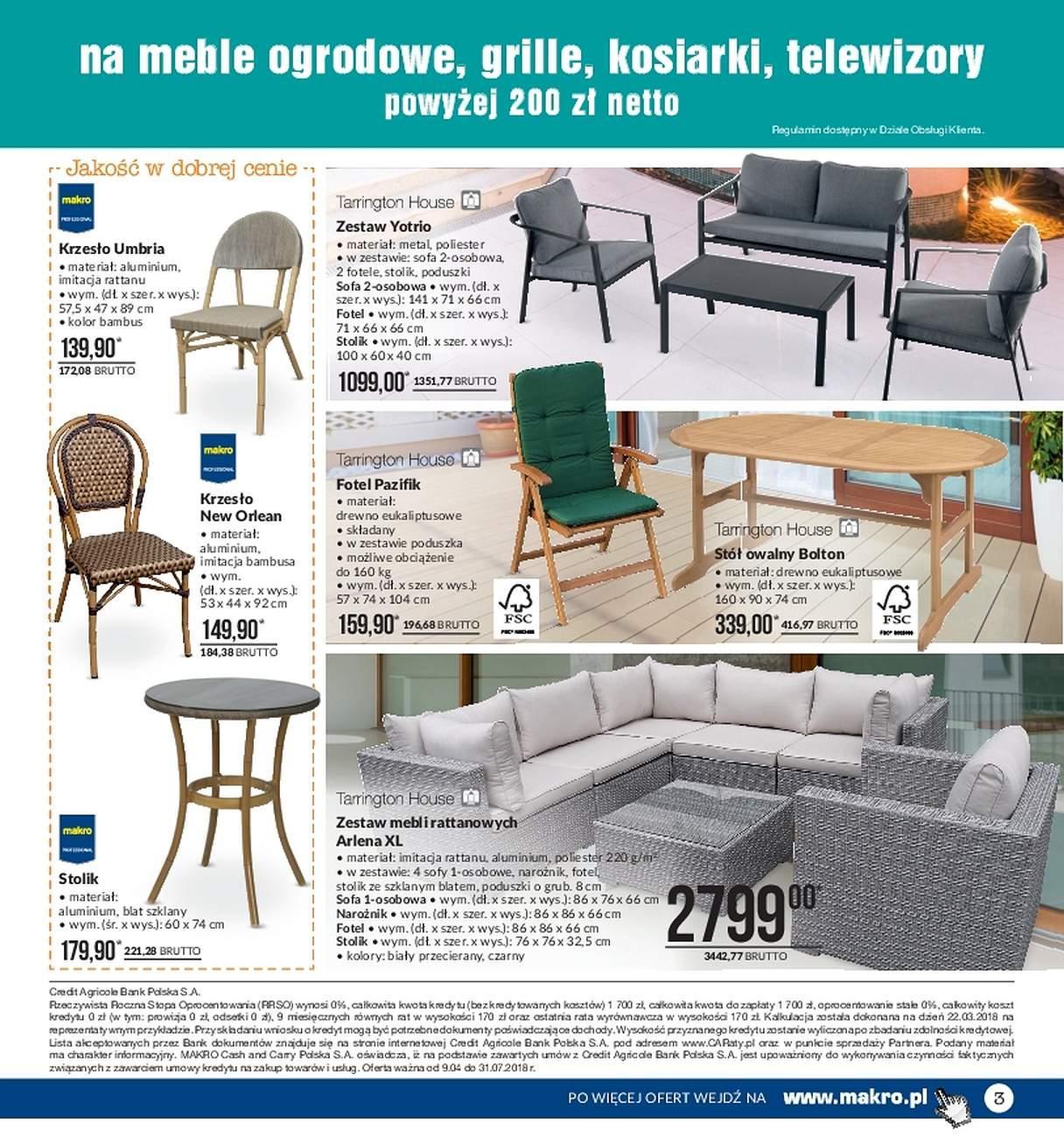 Gazetka promocyjna MAKRO do 21/05/2018 str.2
