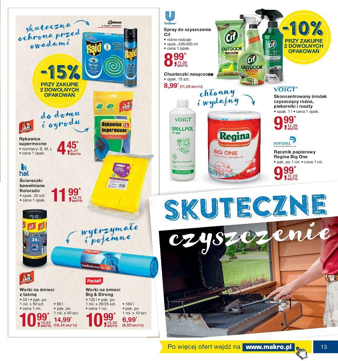 Gazetka promocyjna MAKRO do 04/06/2018 str.12