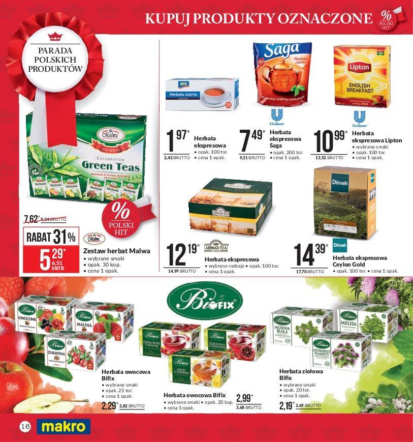 Gazetka promocyjna MAKRO do 05/11/2018 str.15