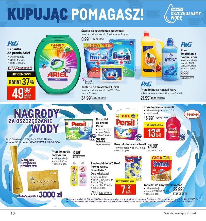 Gazetka promocyjna MAKRO do 25/03/2019 str.17