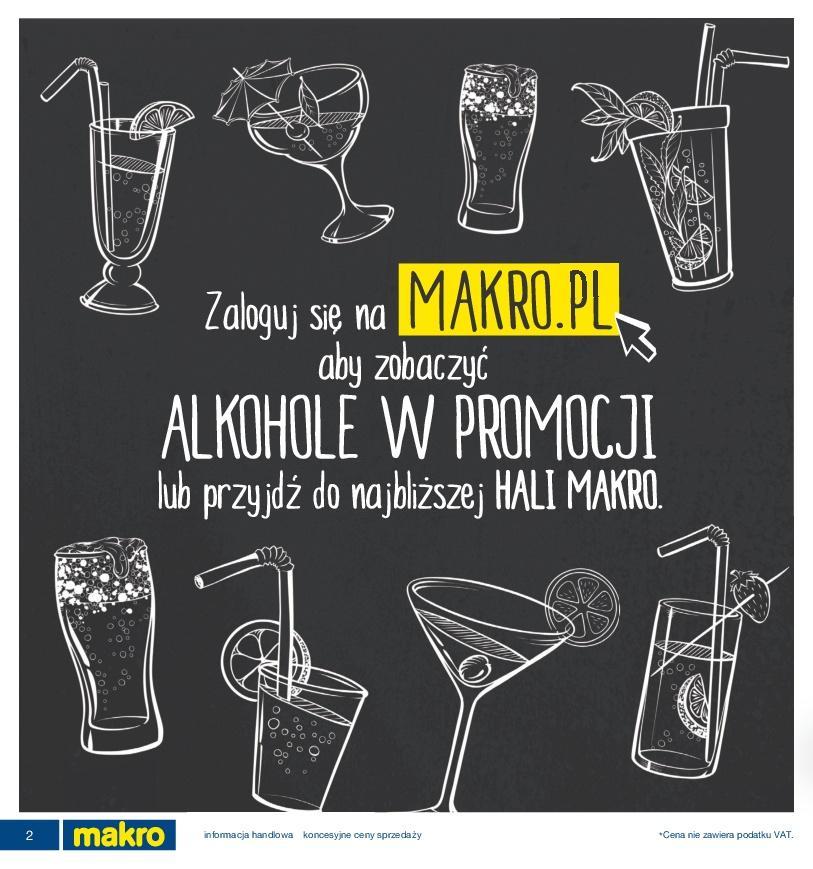 Gazetka promocyjna MAKRO do 08/05/2017 str.1