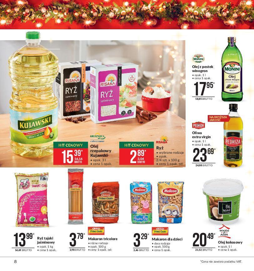 Gazetka promocyjna MAKRO do 24/12/2018 str.8