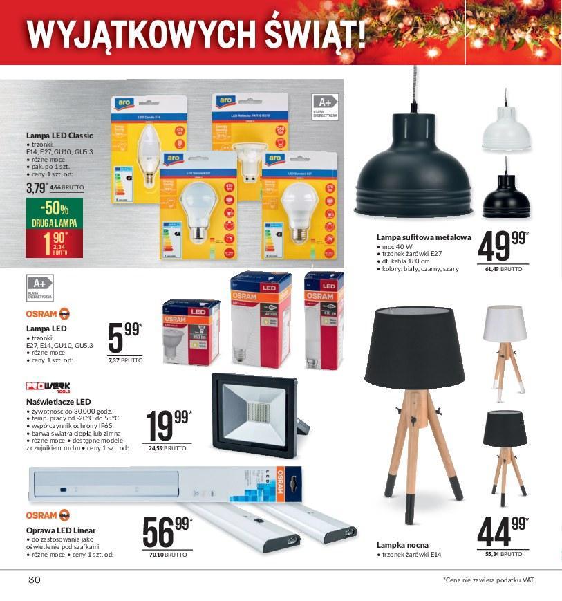 Gazetka promocyjna MAKRO do 24/12/2018 str.30