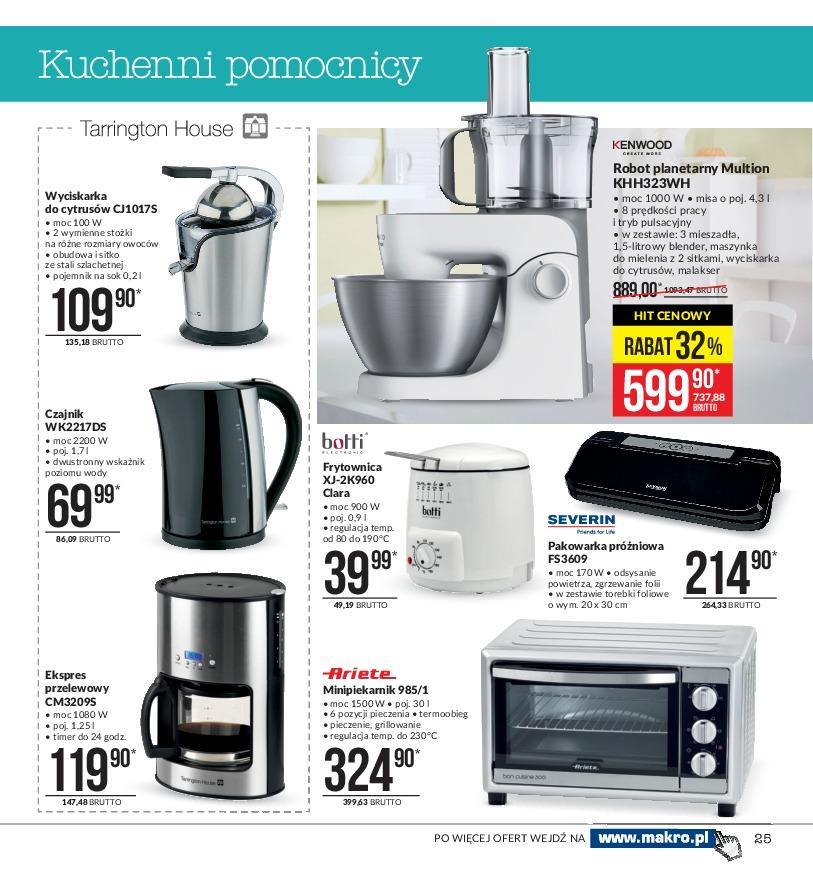Gazetka promocyjna MAKRO do 19/11/2018 str.25