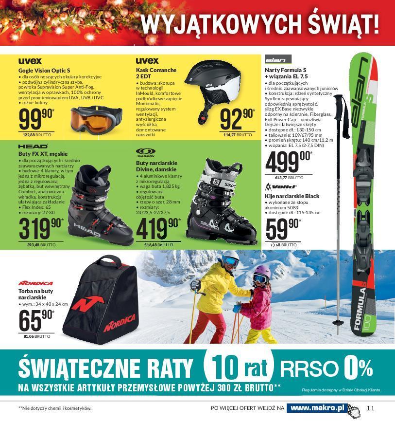 Gazetka promocyjna MAKRO do 24/12/2018 str.10