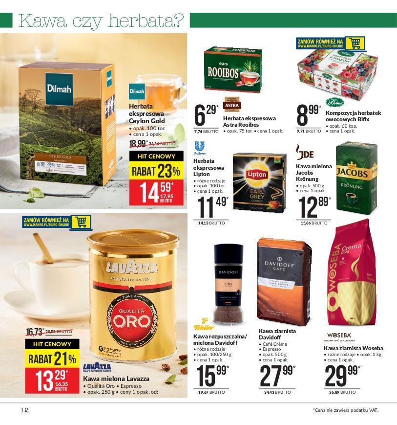 Gazetka promocyjna MAKRO do 25/02/2019 str.11