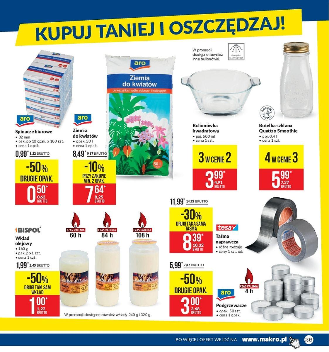 Gazetka promocyjna MAKRO do 26/03/2018 str.24