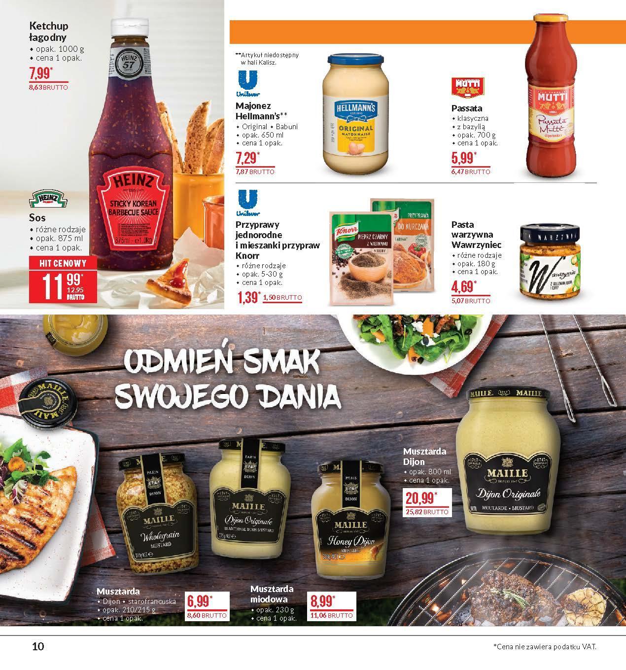 Gazetka promocyjna MAKRO do 11/05/2020 str.9