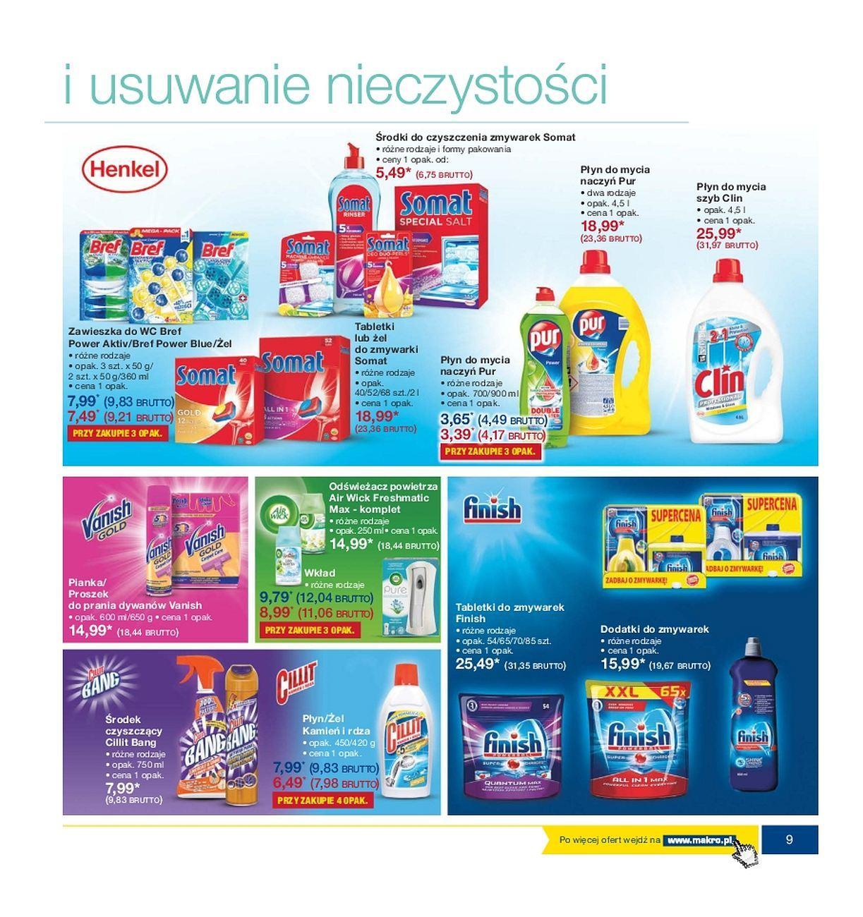 Gazetka promocyjna MAKRO do 21/05/2018 str.8