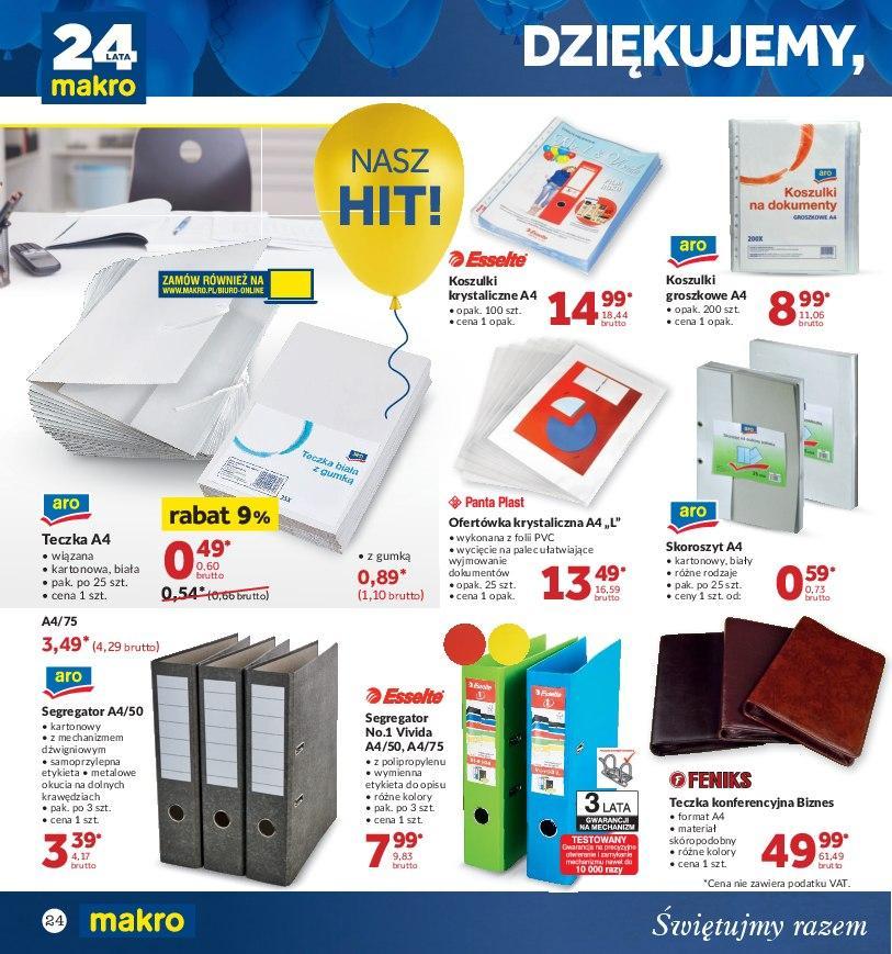 Gazetka promocyjna MAKRO do 22/10/2018 str.23