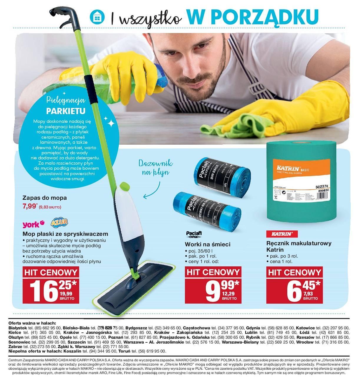 Gazetka promocyjna MAKRO do 13/08/2018 str.16