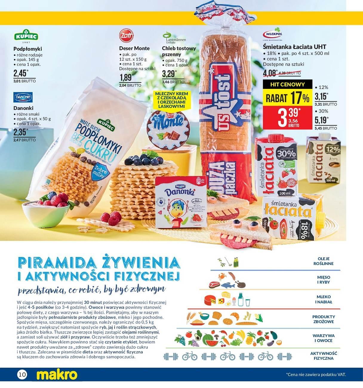 Gazetka promocyjna MAKRO do 04/06/2018 str.9