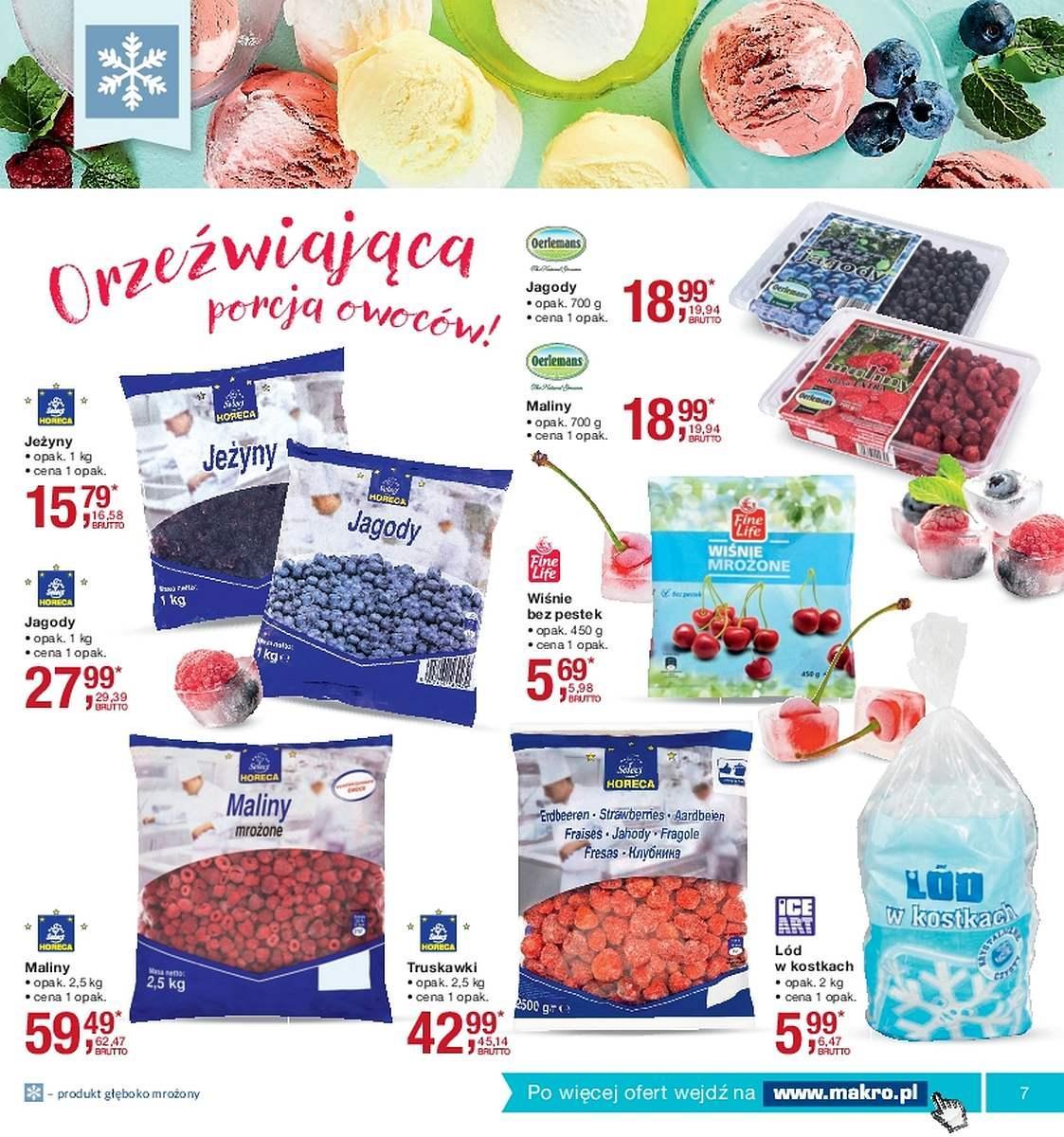 Gazetka promocyjna MAKRO do 07/05/2018 str.6