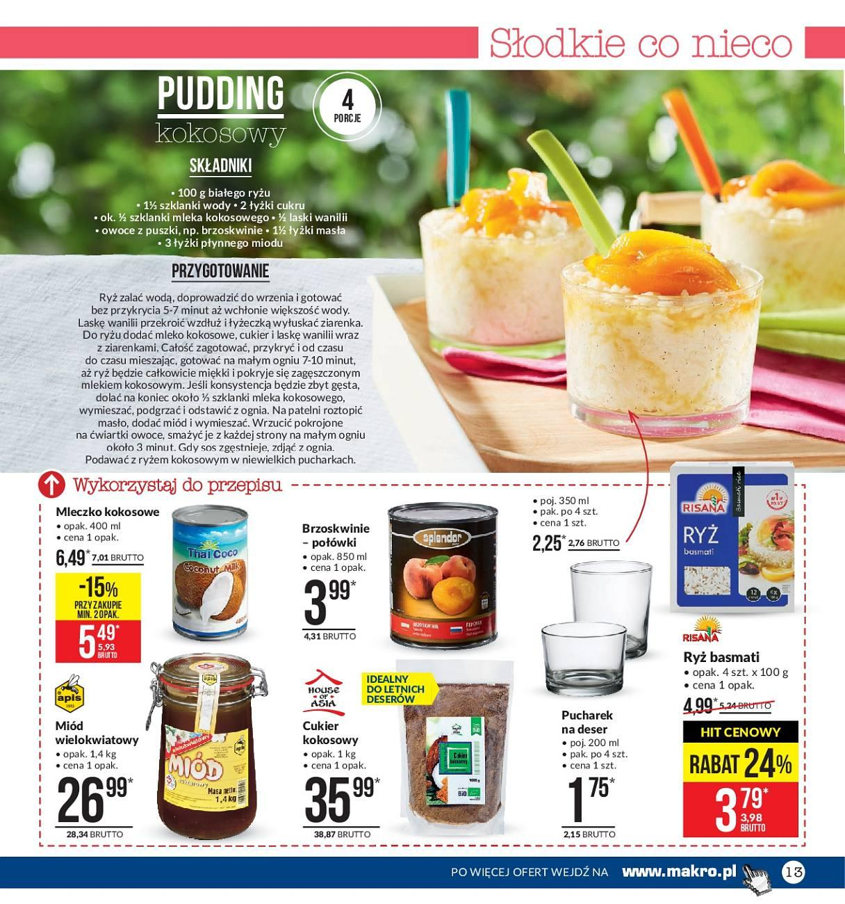 Gazetka promocyjna MAKRO do 02/07/2018 str.13