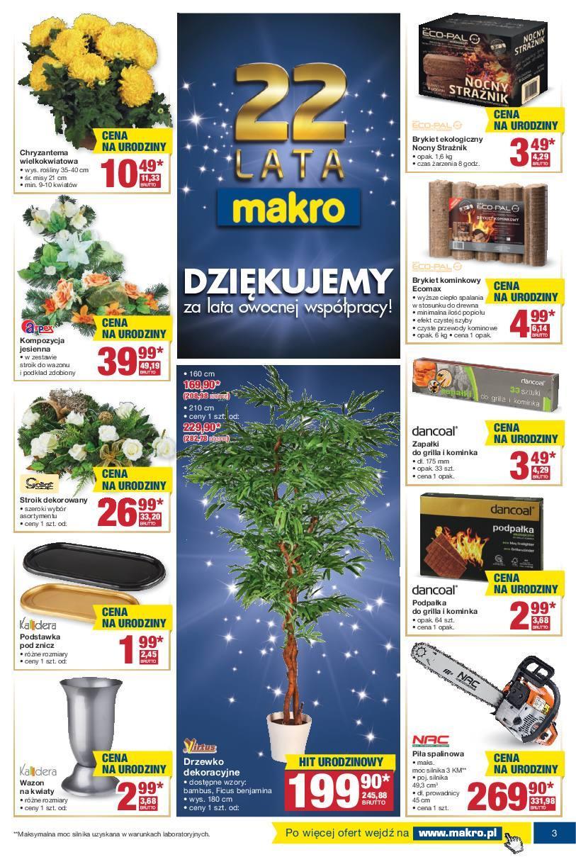 Gazetka promocyjna MAKRO do 07/11/2016 str.2