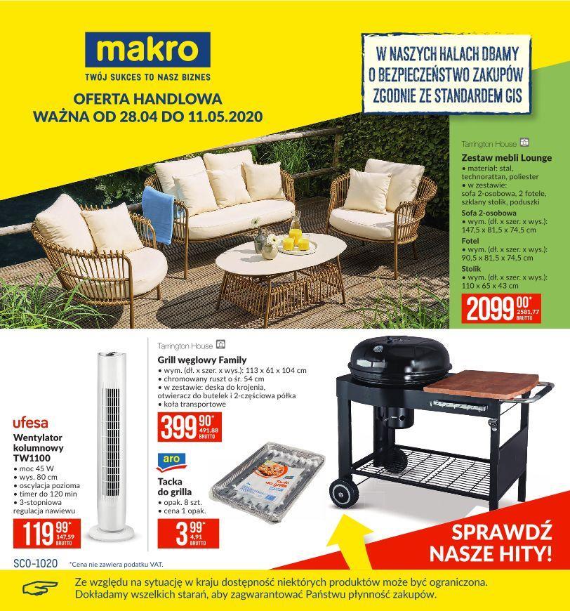Gazetka promocyjna MAKRO do 11/05/2020 str.0