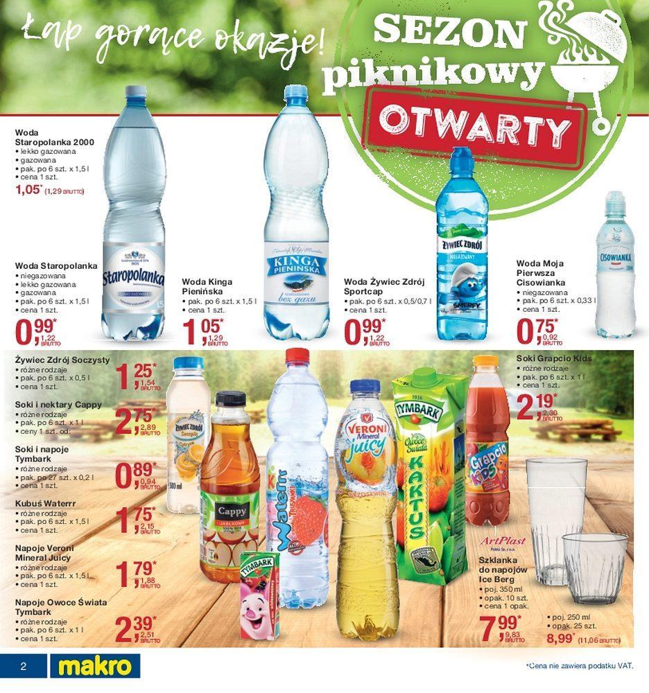 Gazetka promocyjna MAKRO do 19/06/2017 str.1