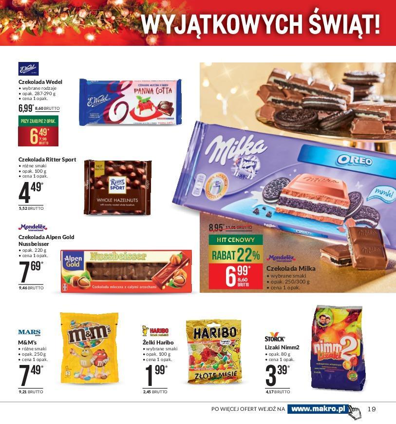Gazetka promocyjna MAKRO do 03/12/2018 str.18