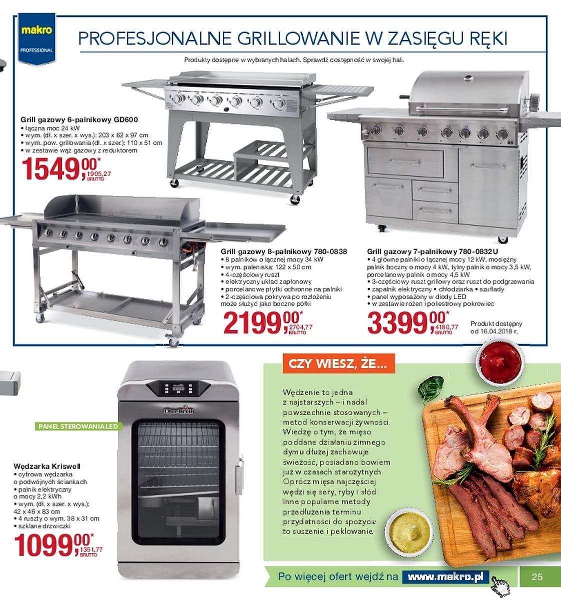Gazetka promocyjna MAKRO do 07/05/2018 str.24