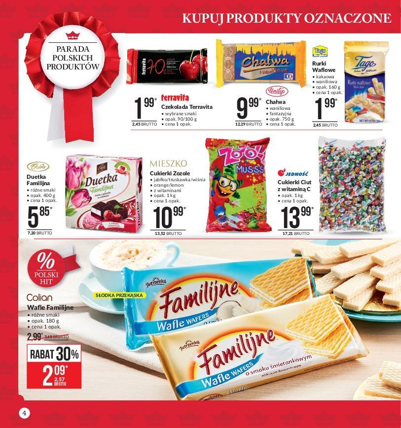 Gazetka promocyjna MAKRO do 19/11/2018 str.4
