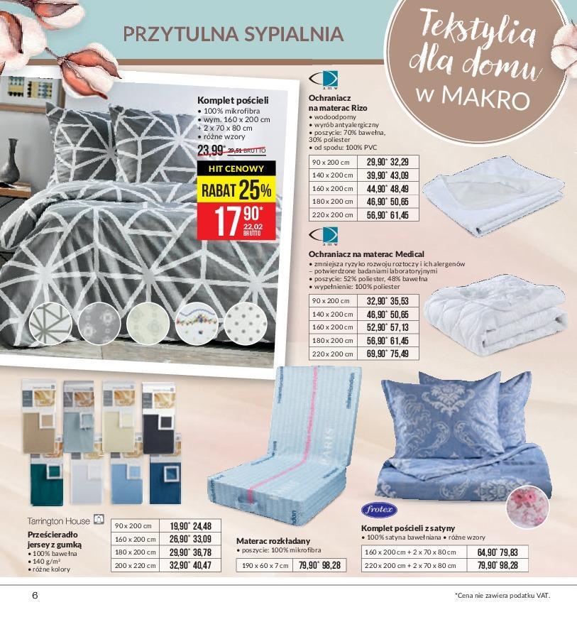 Gazetka promocyjna MAKRO do 14/01/2019 str.6