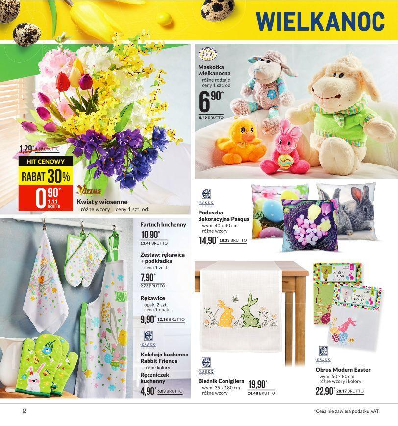 Gazetka promocyjna MAKRO do 08/04/2019 str.1
