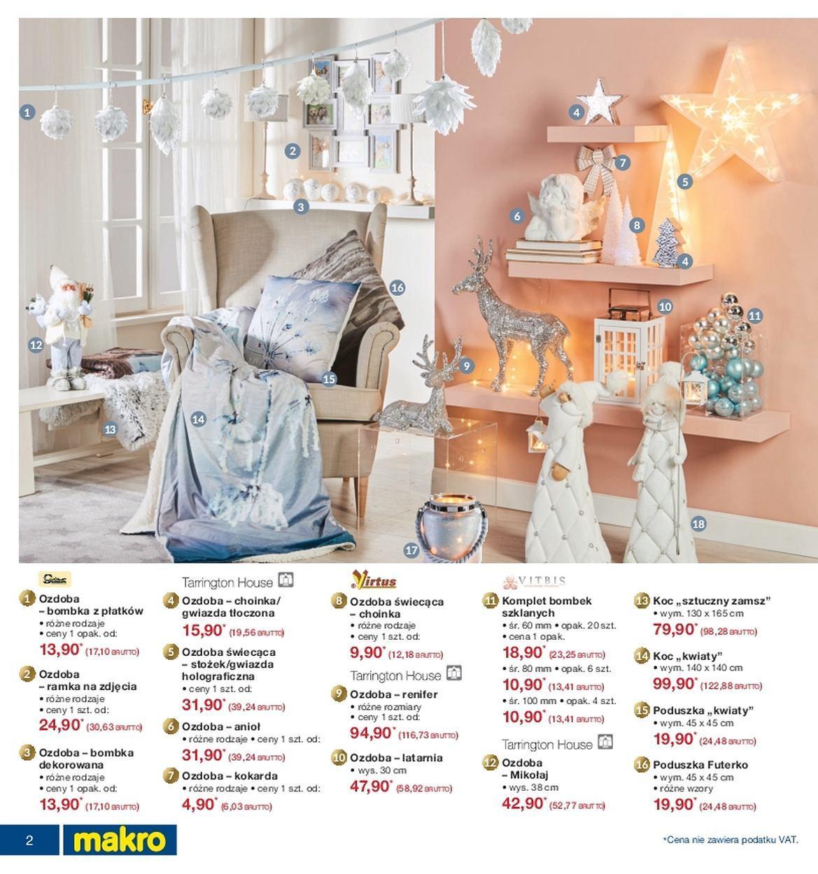 Gazetka promocyjna MAKRO do 04/12/2017 str.1