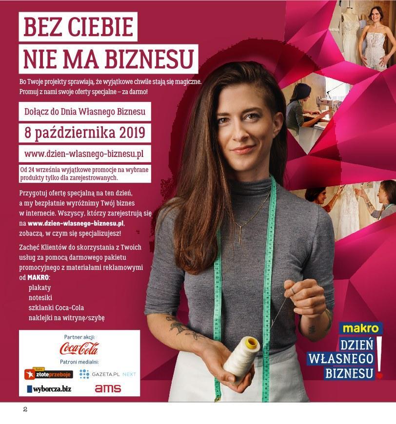 Gazetka promocyjna MAKRO do 26/08/2019 str.1