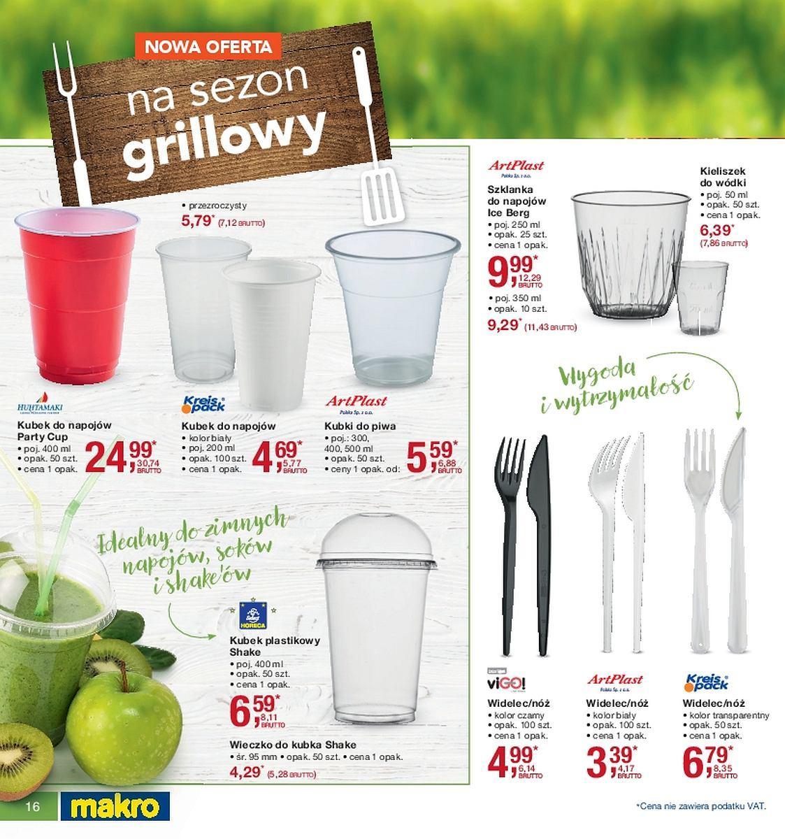 Gazetka promocyjna MAKRO do 07/05/2018 str.16