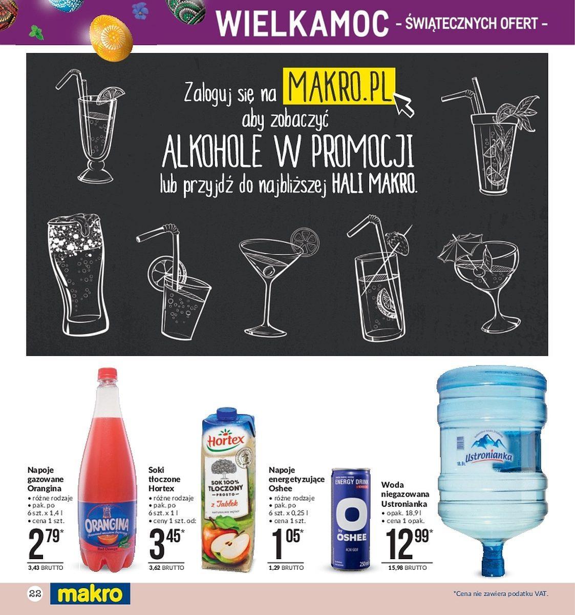 Gazetka promocyjna MAKRO do 09/04/2018 str.21