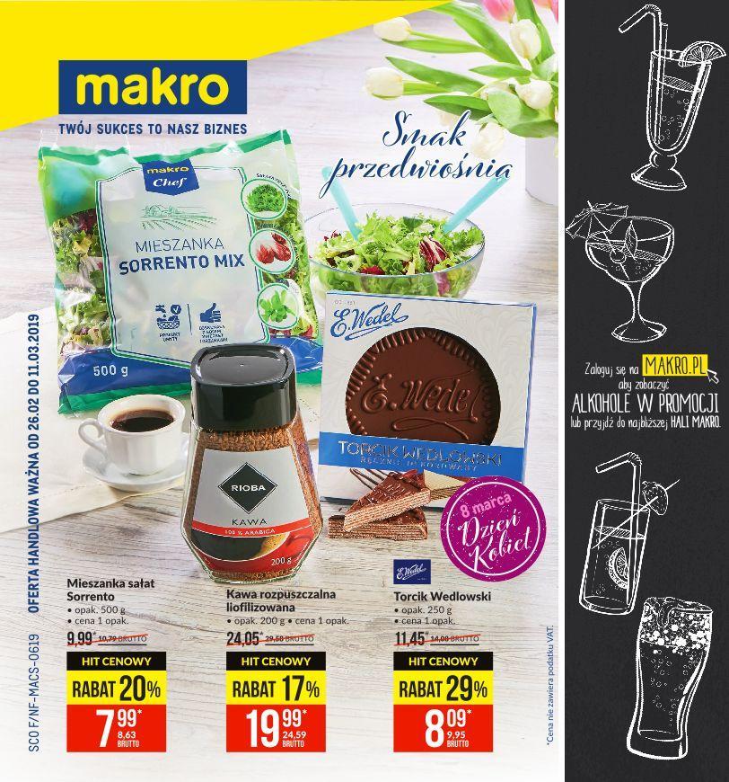 Gazetka promocyjna MAKRO do 11/03/2019 str.0
