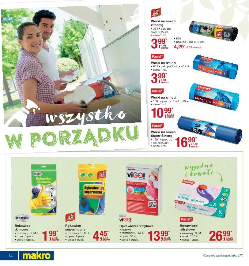 Gazetka promocyjna MAKRO do 18/06/2018 str.13