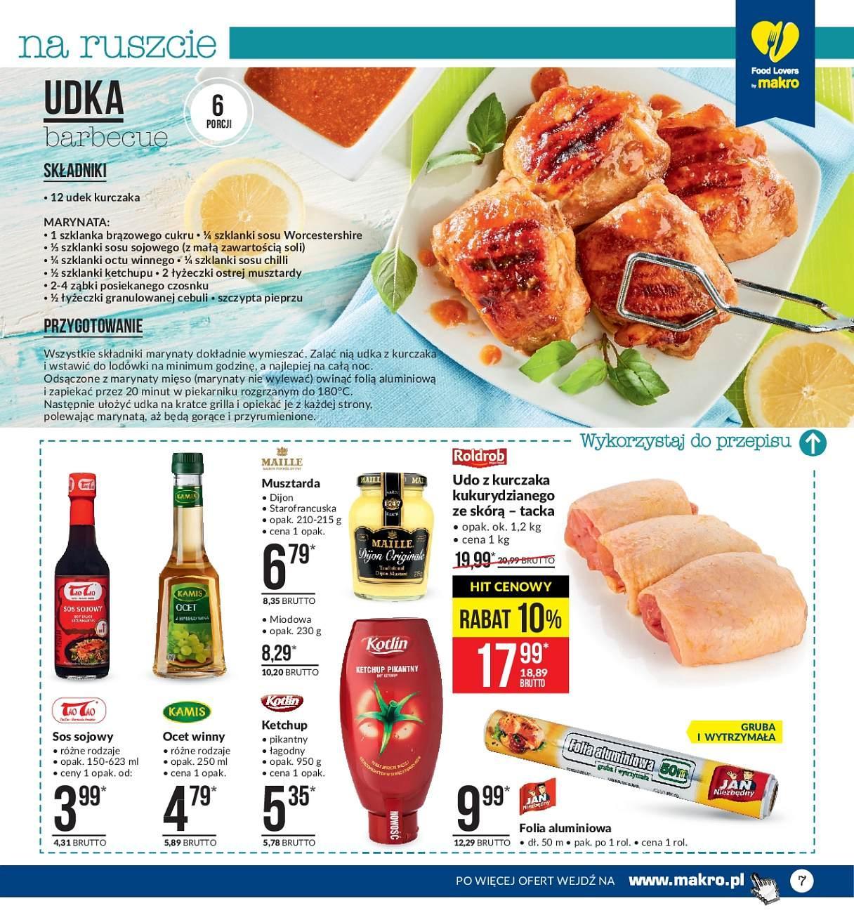 Gazetka promocyjna MAKRO do 30/07/2018 str.6