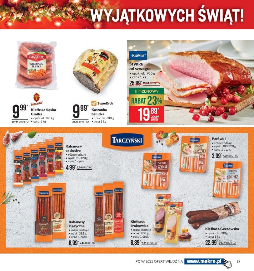 Gazetka promocyjna MAKRO do 03/12/2018 str.8