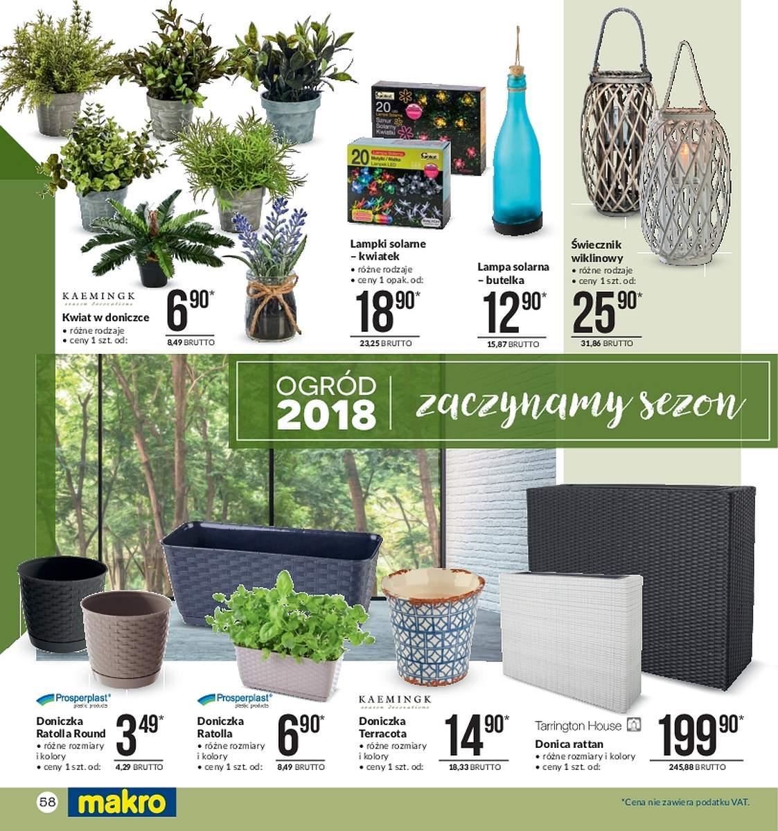 Gazetka promocyjna MAKRO do 26/03/2018 str.57