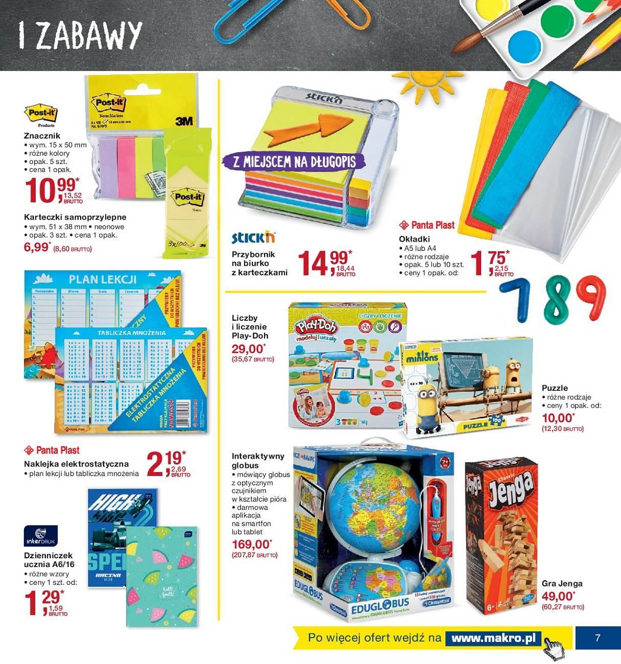 Gazetka promocyjna MAKRO do 13/08/2018 str.6
