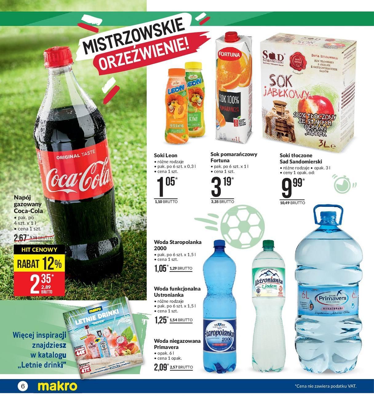 Gazetka promocyjna MAKRO do 02/07/2018 str.6