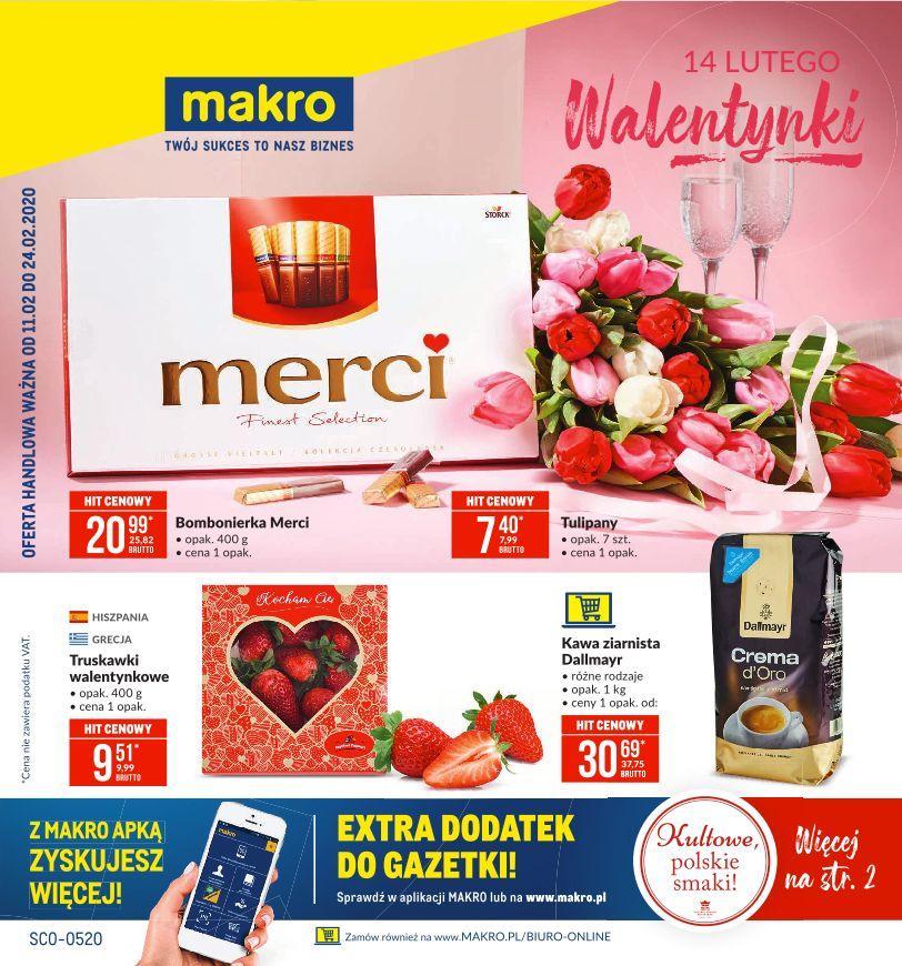 Gazetka promocyjna MAKRO do 24/02/2020 str.1