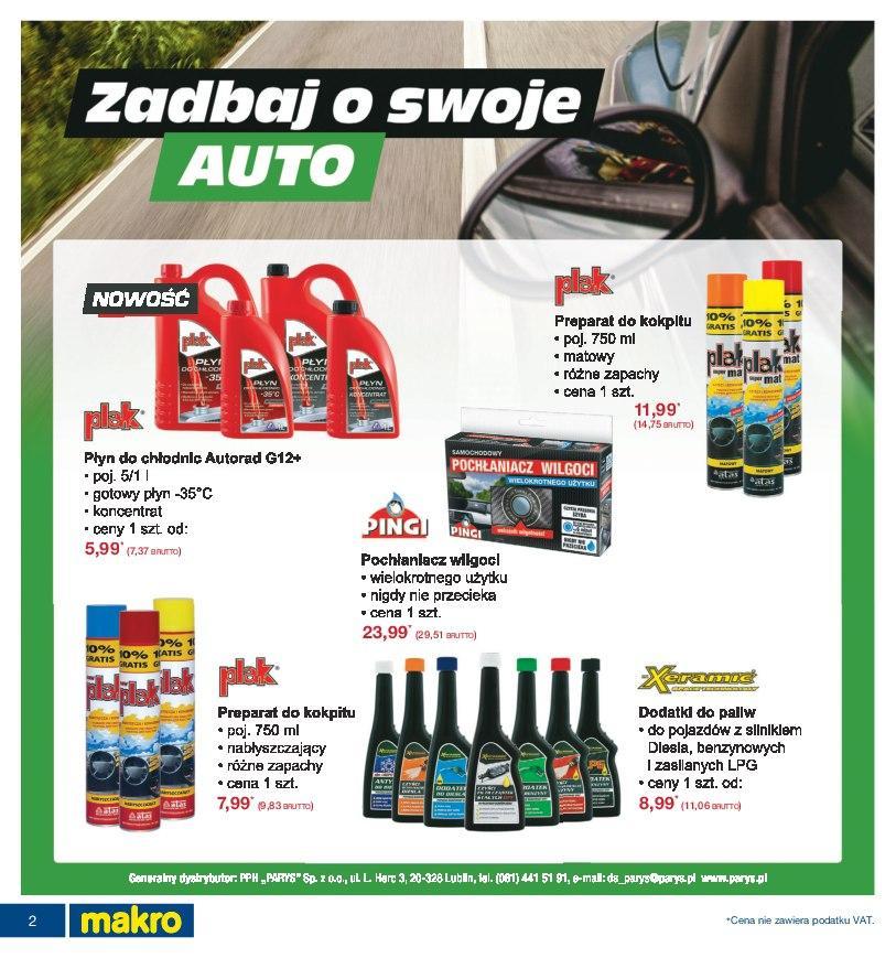Gazetka promocyjna MAKRO do 26/09/2016 str.1