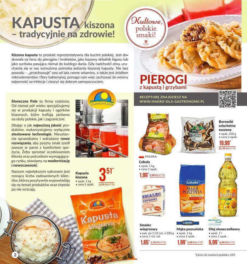 Gazetka promocyjna MAKRO do 24/02/2020 str.2