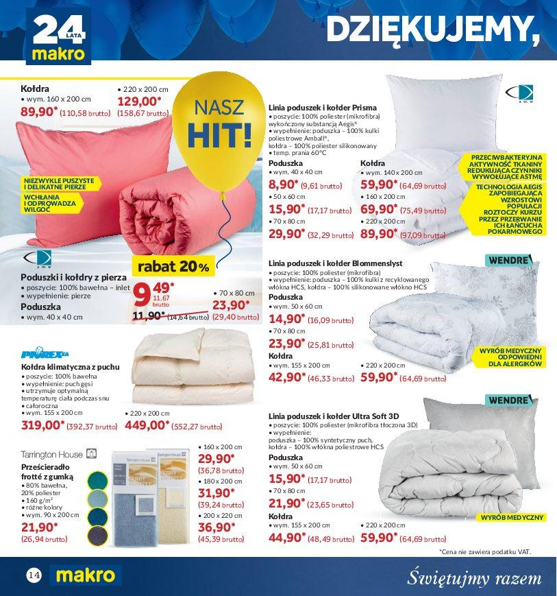 Gazetka promocyjna MAKRO do 22/10/2018 str.13