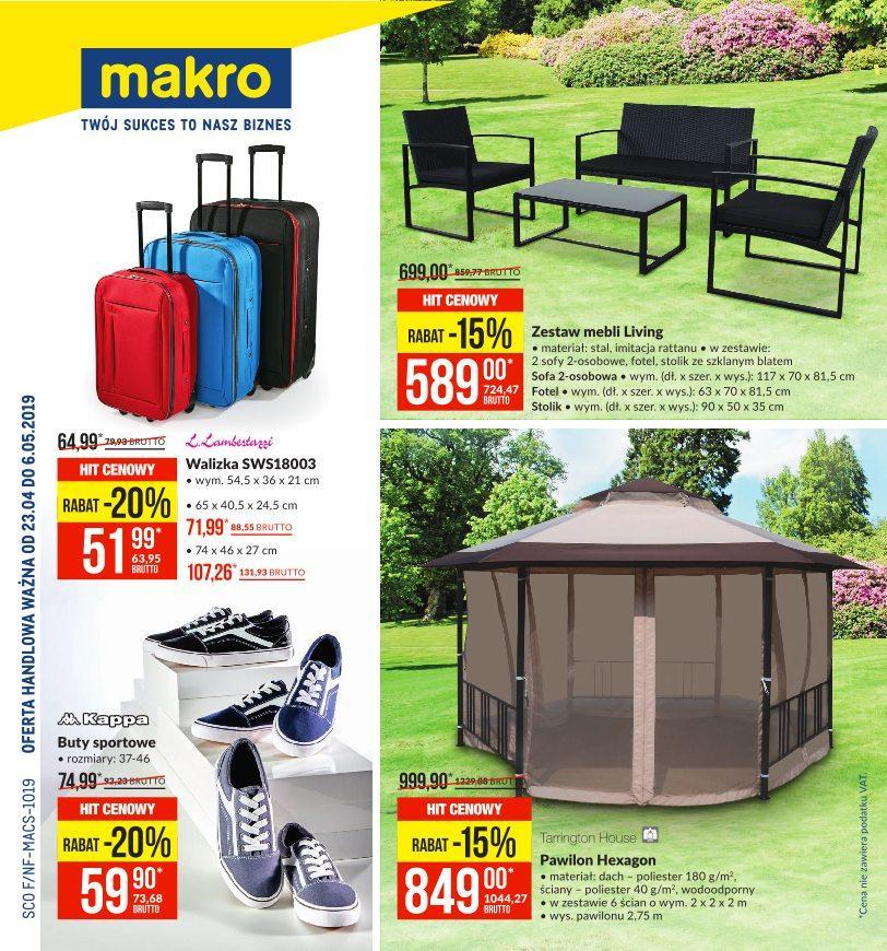 Gazetka promocyjna MAKRO do 06/05/2019 str.0
